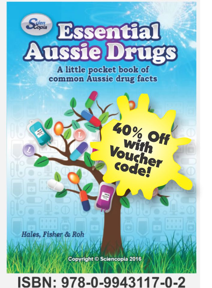 Essential Aussie Drugs 1st Ed.